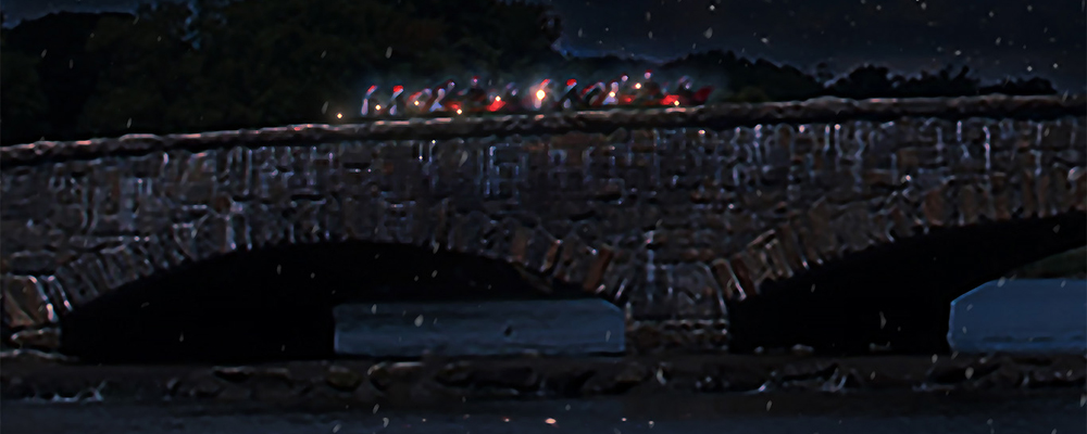 Friends of Gorham's Pond to Sponsor First Town-Wide Christmas Caroling on Rings End Bridge on December 17th
