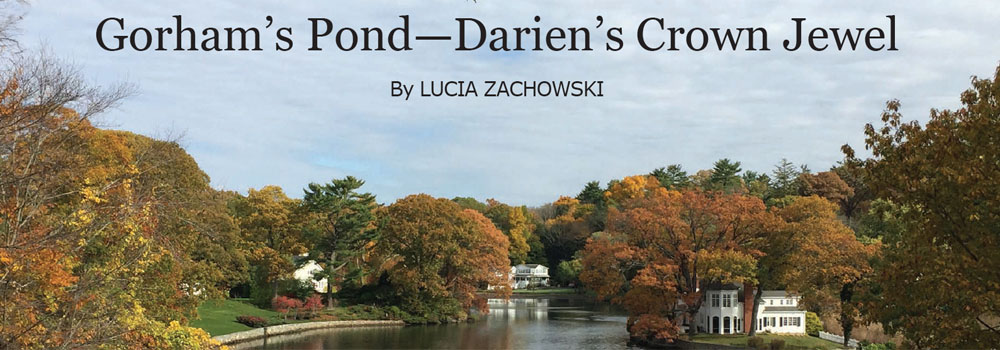 Gorham's Pond - Darien's Crown Jewel